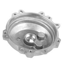 tampa do motor de fundição em alumínio