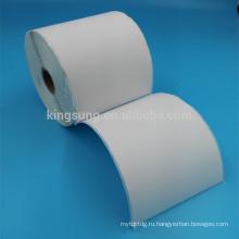 двойной слой половина лист самоклеющиеся прямая термопечать этикетки для доставки