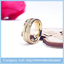 Design en anneau d'or pour garçons en acier inoxydable Hommes gais anneaux nouveaux modèles en or pour hommes