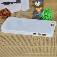 Sunmeta Small MOQ High Quality Hot Selling PET Sublimation Blank Mobile Phone Case Phone Cover