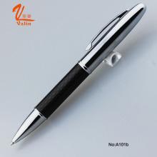 Прекрасная шариковая ручка из углеродного волокна с подарочной коробкой