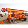Punching Pile Driver Hammer Electric Mobile Piling Rig