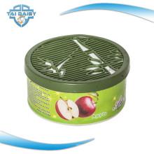 Apple Gel Air Freshener for Cleaning Indoor Air