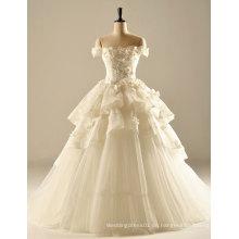 Prinzessin Ballkleid Hochzeitskleid
