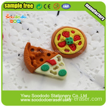 Creative Pizza (Full) fournitures de bureau Kids Eraser
