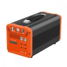 Tragbarer Energiespeicher mit 500 W und 110 V / 220 V.