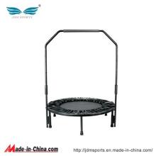 Équipement de gymnastique Trampoline repliable pliable de 40 pouces avec poignée