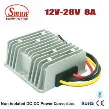 12V a 28V 8A 224W Boost fuente de alimentación para vehículos