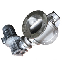 Stainless steel rotary airtight valve for pneumatic conveying system
