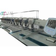Плоская комбинированная вышивальная машина 12 Sequin