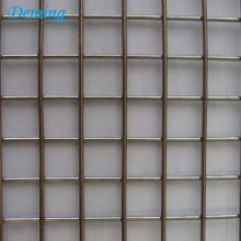 4 mmGalvanized Welded Wire Mesh untuk Panel Pagar