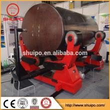 Rotateur de soudure / rouleau de réservoir / machine rotatoire