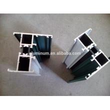Perfil de alumínio de porcelana para portas e janelas