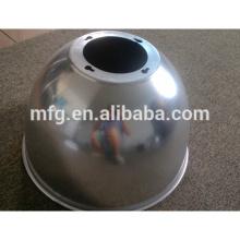 OEM High Precision Deep Zeichnung & Stanzen Aluminium Covering Parts