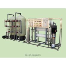 Bohrloch-Salz-Wasser-Behandlung durch Umkehrosmose-System für Druckfelder