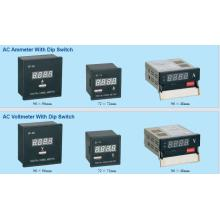 Digital Meter with Dip Switch