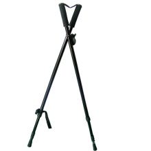 Легкий Телескопический Две Ноги Стрелялки Охота Палочка Съемки Сошки Прилепить