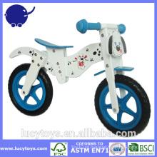 Bicicleta de equilíbrio de madeira