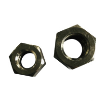 Goods In Custom Made High-Quality 1/8 To 3 Stainless Steel 316 Hex Nuts