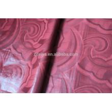 Nigerian Fashion Bazin Riche African Cloth Textiles Damask Shadda Guniea Borcade High Quality Fabric Handmade FEITEX
