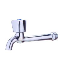 J6008 Messing bibcock verchromt bibcock / sanitär bibcock