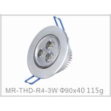 3W энергосберегающие светодиодные Потолочный светильник с CE и RoHS