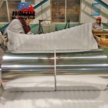 Folha de alumínio da liga macia de alta qualidade H14 H18 H22 H24 H26 para o condicionador de ar com baixo preço