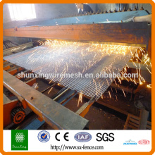 China supplier PVC coated Serried Horizontal Wires 358 Fence