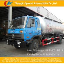 2 eixos Dongfeng 42000L caminhão de transporte de cimento a granel