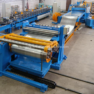 4x1250mm Slitting Line machine