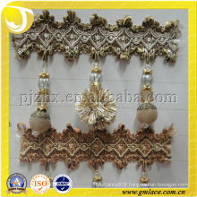 Made in China Beads Curtain Tassel for home and Textile Decor,Curtain Accessory