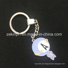 Werbeartikel Soft Emaille Die Cast Metall Schlüsselanhänger