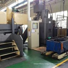 Hydraulic Scrap Cast Iron Metal Chips Briquetting Machine