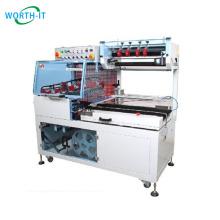 Automatic High Speed Heat Shrink Packing Machine Packaging Steel Wood Medical Vegetable Plastic Shrink Wrap Machine