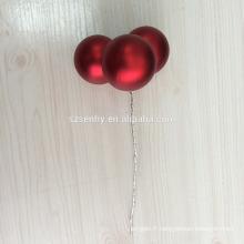 Noël décontracté boules de noël avec fil