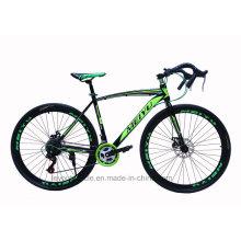 Bicicletas de corrida de estrada 700c de alta qualidade / bicicleta de estrada machete