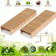 Cajas de cierre de cartón de cobre serie 32 para embalaje