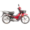 HS110 Red 110cc Cub Motorcycle