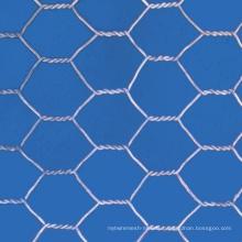 Hexagonal Wire Mesh Galvanized After Weaving
