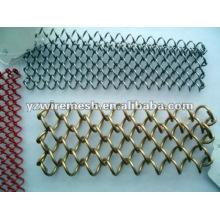 PVC-beschichteter Kettenglied