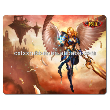 special mouse pad,hard top mouse pad,glowing mouse pad