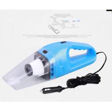 Mini aspiradora portátil para automóvil con color azul