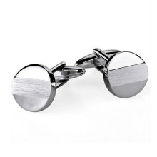 fashion stainless steel cufflink blanks for men