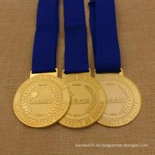 Maßgeschneiderte Metal Mba School Award Medaille für Mba Studenten