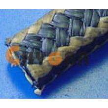 PTFE Graphite d'emballage aramide coins (P1170)