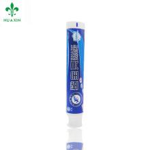 Tubes de pâte dentifrice de tubes en plastique d'emballage en aluminium de catégorie comestible