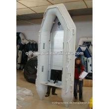Aluminium-Festrumpfschlauchboot PVC oder Hypalon