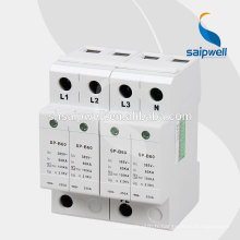 Protecteur de foudre combiné de surveillance de qualité supérieure de Saip / Saipwell avec la certification de la CE