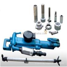 Gasoline rock drill/rock drill air structure/furukawa rock drill
