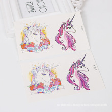 custom-made  friendly water transfer children cartoon tattoo sticker